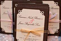 Brown Wedding Ideas / http://weddingskenya.com