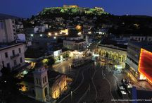 Greece / Greece, Greek Islands, sunny beaches, and old cities