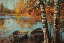 yağlı boya tablolar