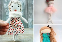 Dolls & softies