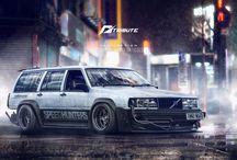 Inspiratie Volvo 940