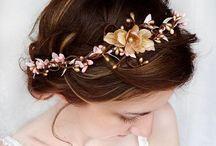 Wedding Hair pieces / Bridal hair accessories.