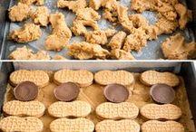 peanut cakes