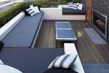 Patio, Backyard & Frontyard
