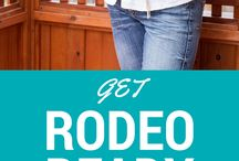 Western Style and Rodeo