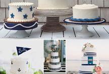 Nautical party / nautical wedding party