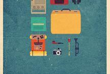illustrazioni e poster