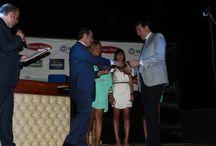 INAUGURACIÓN DE LAS INSTALACIONES DE GERIALSA EN ALCABÓN / Nuestro Socio Director recibe el reconocimiento de Gerialsa a su gestión de las manos de su Director Domingo Justo.