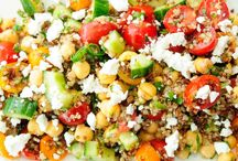 Recipes - Quinoa  / by Patty Harmes Lee
