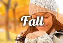 Fall / Everything you need to prepare for Fall/Autumn!