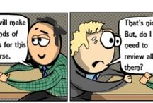 E-learning humor