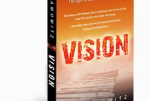 The Visionaries / We are the street team for Lisa Amowitz! We have joined together to make her books rise and shine! Want to join in?  / by Lisa Amowitz