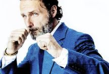 Andrew Lincoln!