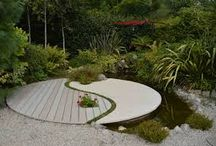 Feng Shui Garden designing / Beautiful Feng Shui features, planting and design for inspiration to Rose´s Feng Shui garden.