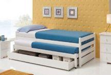 CAMAS NIDO / Ideas y propuestas para decorar y amueblar los dormitorios con originales camas nido