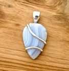 Blue Lace Agate Jewellery