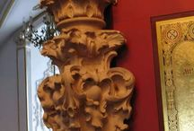 Sculpturi in lemn (Wood carving)