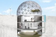 Geodesic homes- greenhouse homes
