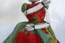 dolls / by Julie Wisley