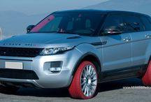 Modified Land Rover - Range Rover Evoque / Modified Land Rover - Range Rover Evoque
