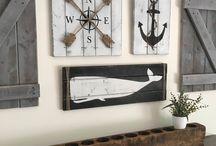 Nautical Diy Art