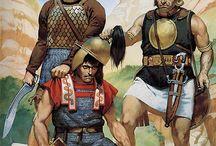 Romani contro Iberici