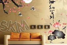 Wall Sticker / Home Decore