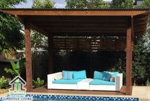 Exterior //Outdoor room & Cabana