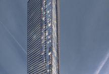Architecture skyscrapers