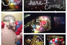 50th birthday ideas / by Sonya Wilder
