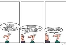 Web 2.0 Cartoons / by Ines Mergel