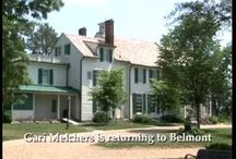GMHS Videos / Belmont's Videos  https://www.youtube.com/user/GariMelchers / by Gari Melchers Home & Studio
