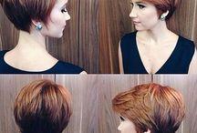 Saç kesim-renk-tarz