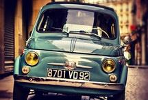 Fiat500 & Vespa