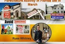 Foreclosure Activity in Florida Set in March