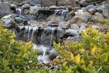 Calgary Waterfalls / On this modern day Calgary Waterfalls is a must. Now only it enhances your outdoors it also add sophistication.  Pondless waterfalls aesthetically pleasing and are often the sign of a home in great condition.