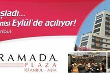Ramada Plaza İstanbul Asia Airport / Ramada Plaza Istanbul Asia Airport'da doğal ortam ve geleneksel misafirperverlik anlayışının oluşturduğu, hem beden hem de zihin ve ruh dinlendirici büyülü karışımı bulabileceğiniz benzersiz bir seçim sizi bekliyor.