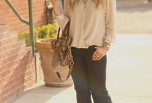 Style / Great styles weather its super comfy or even very chic!