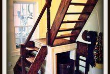 schody,schůdky.............