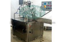 Ice Cream Filling Machine / #Icecreamfillingmachine  For more details please online visit us at: https://goo.gl/HN5d6C