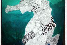 Zentangle / by Destiny White
