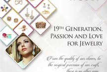 JCK LAS VEGAS 2017 / 19th Generation Passion and Love for Jewelry - From the quality of our stones, to the surgical precision of our craft, there is no other way, only the Trésor way
