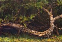 Landscape Paintings - Sergio Lopez