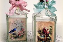 decoupage (servetten)