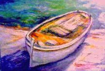 Primo Jannacos Pittore Contemporaneo / dipinti