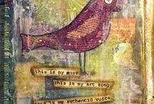 Art Journals / by Cheryl Smith