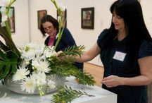 Art in Bloom at the NCMA