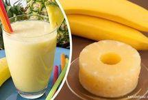 Batido De Plátano Y Piña Para Adelgazar