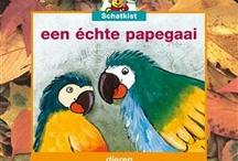 Schatkist - Herfst - Een echte papegaai