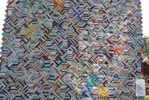 String quilts / by Barb Abrams